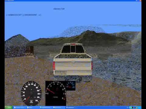 Xna 4 0 driving simulator 3d youtube for Simulatore 3d