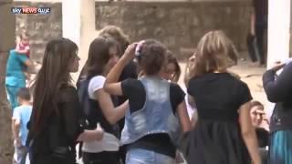 تقرير عن الايزيدية على سكاي نيوز----(Bericht über die Yeziden (Sky News