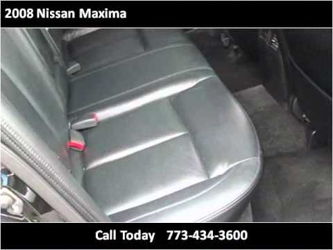 2008 Nissan Maxima Used Cars Chicago IL