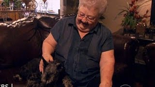 Tornado survivor, her dog found in rubble: How they