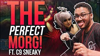 THE PERFECT MORGANA!! | Aphromoo Ft. C9 Sneaky