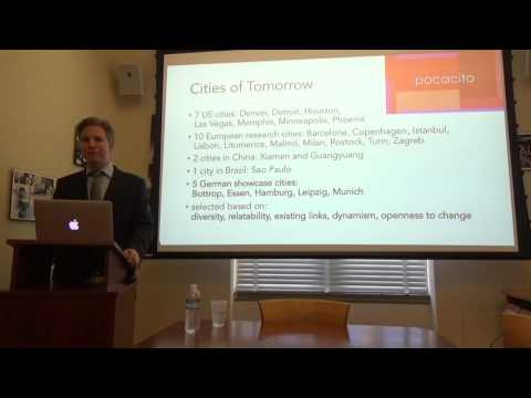 Max Gruenig – Post-Carbon Cities of Tomorrow: Urban Sustainability in Germany