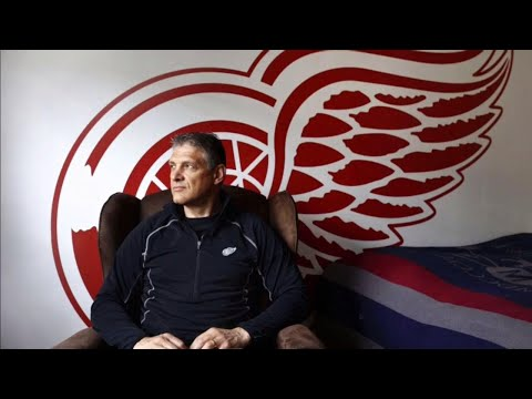 Hakan Andersson earned his reputation by finding late round gems for the Red Wings
