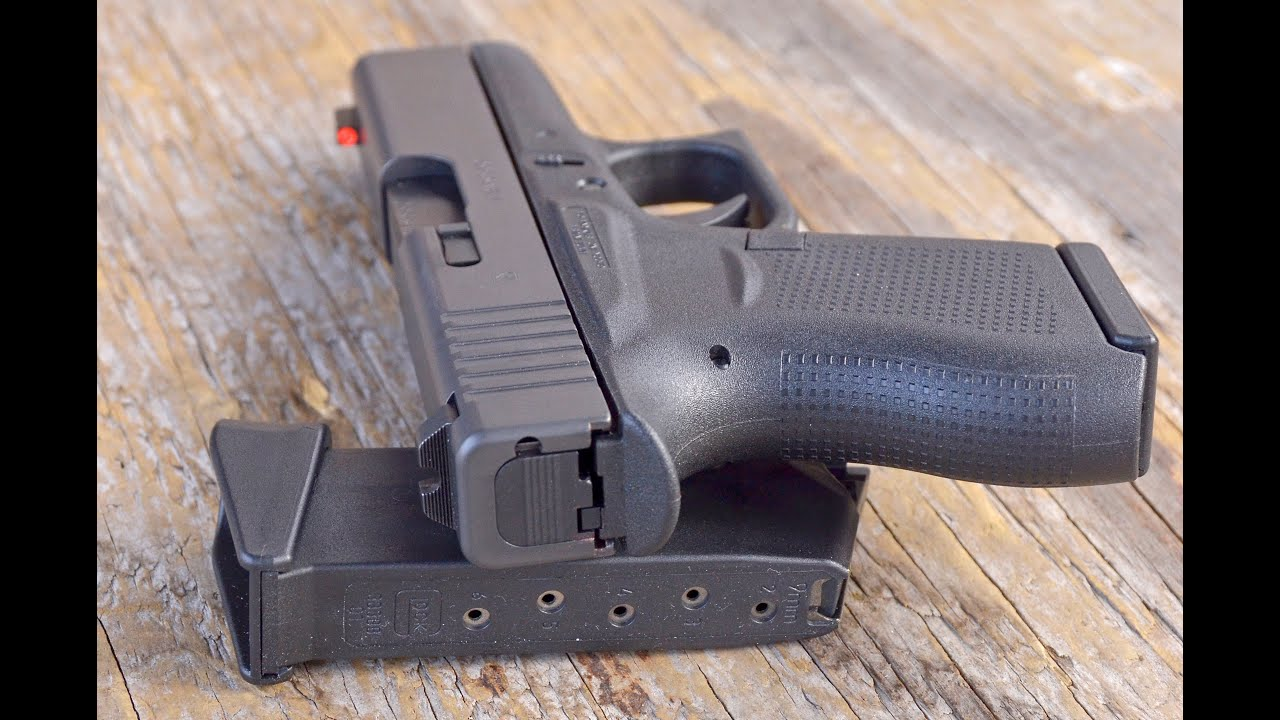 glock 43 talo first
