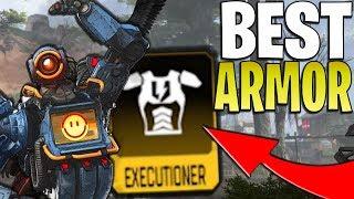 Apex Legends: LEGENDARY EXECUTIONER Armor is the BEST! (How to Use the BEST Armor in Apex Legends!)