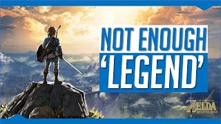 The Legend Of Zelda: Breath of the Wild Review | Genius, but not enough 'Legend'...