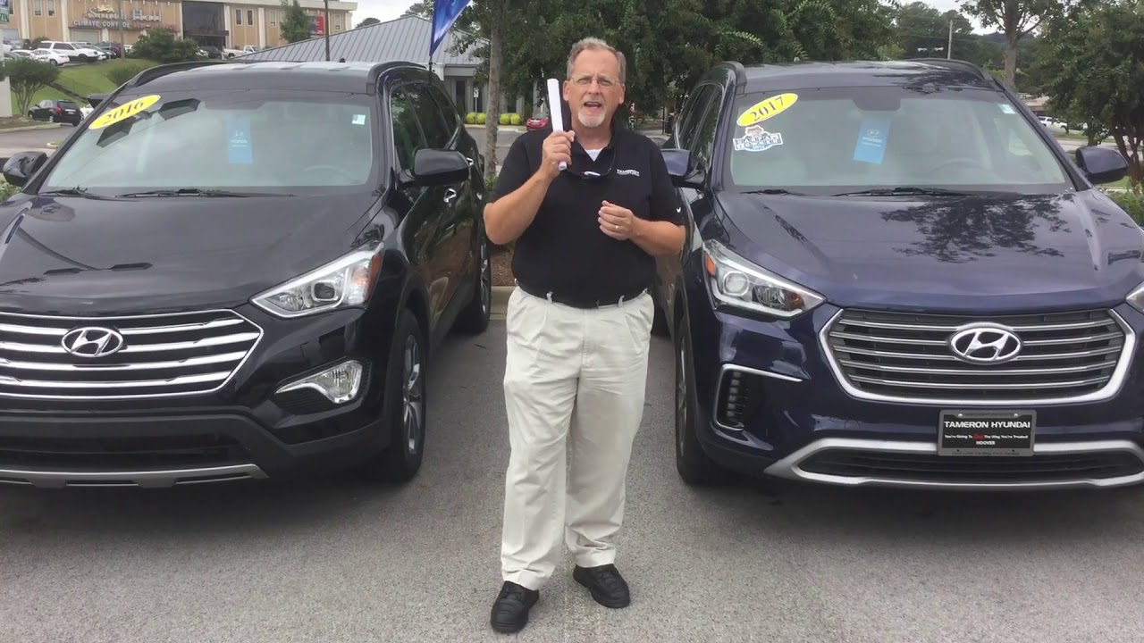 Pam's Hyundai @ Tameron Hyundai in Hoover - YouTube