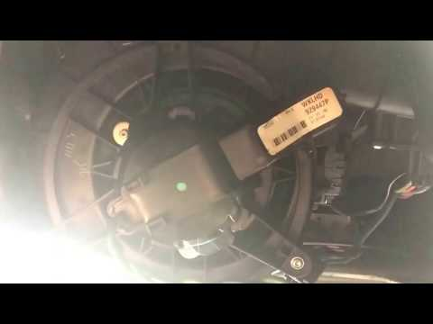 2006 Jeep Commander (not Grand Cherokee as I said) - Loud AC Heater Blower Motor Resolved