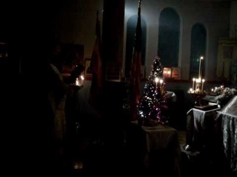 Julian Calendar Nativity Vigil
