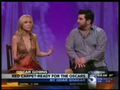 Oday Shakar interviewed by Jessica Holmes KTLA's Morning Show