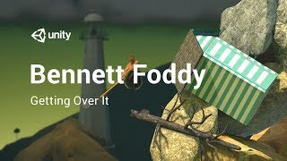 How to make a game on your own in Unity - Getting Over It With Bennett Foddy [2/3]