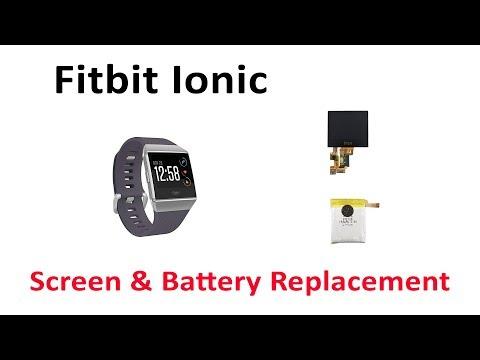 tutorial-how-to-replace-repair-fitbit-ionic-bad-broken-battery-screen