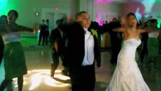 JeffRee - Waka Waka Surprise Dance - Wedding Bridal Party