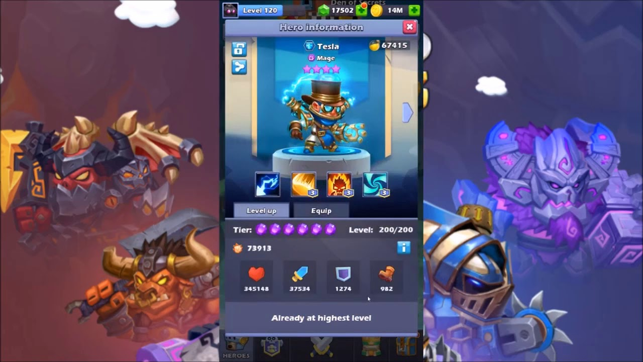 Taptap Heroes How To 9 Star A Hero Youtube
