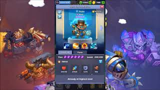 TapTap Heroes - How to 9 Star a Hero