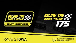 Below The Double Yellow Cup Series / BTDY Iowa 175