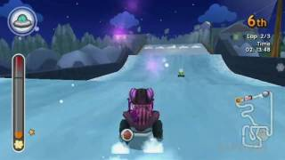 MySims Racing GamePlay Nintendo Wii [2]