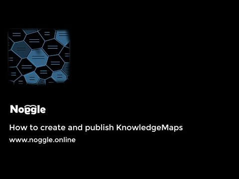 How To Create Knowledge Maps