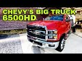 New 2019 Chevy 6500HD Duramax!  Wow! 2018 State Fair of Texas