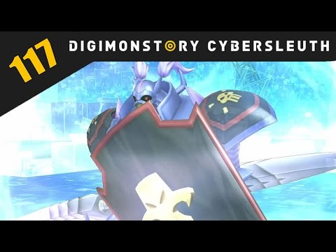 Digimon Story: Cyber Sleuth PS4 / PS Vita Let's Play Walkthrough Part 117 - Great Challenge 3