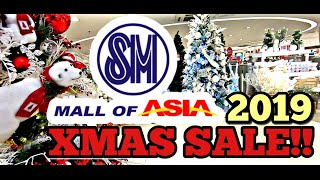 The Mall, The Merrier | Christmas 2019 Super Sale!!! | Sm Mall Of Asia || Bhiel Pakingan