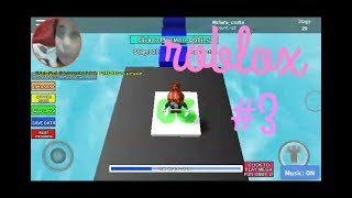 Roblox Mega Fun Obby #3 | Ana live 479