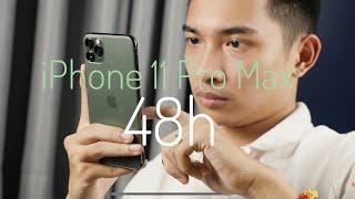 48h iPhone 11 Pro Max - VẬT VÃ với Pin, QUÁ TRÂU!