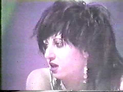 Lydia Lunch  Dance of the Dead Children 1982