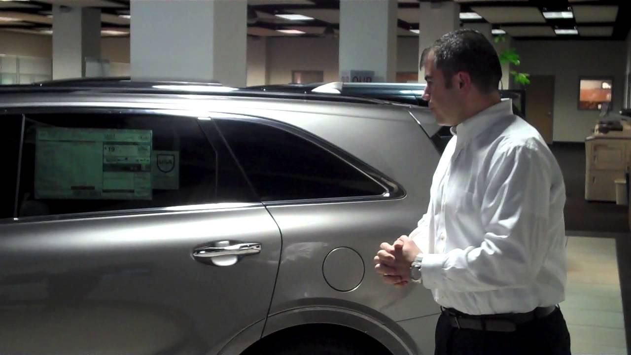 Kia Of Duluth >> 2016 Kia Sorento Introduction Kia Of Duluth Duluth Mn Kia Dealership