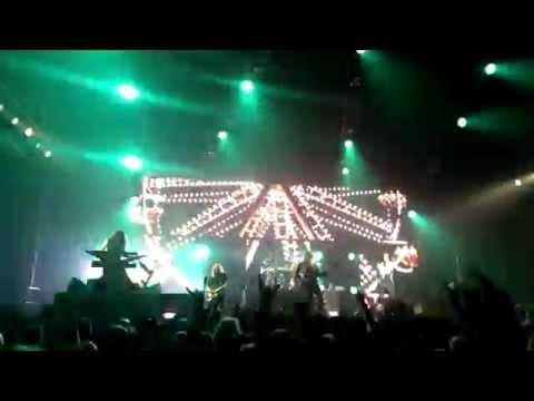 Nightwish - Last Ride of the Day @ Heineken Music Hall, Amsterdam, 2015 [HD]