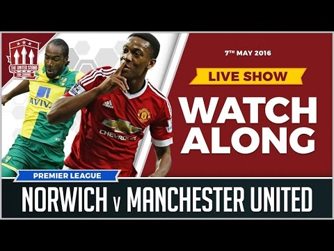 Norwich City Vs Manchester United Matchday Live Stream