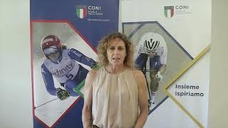 """Alessandra Sensini al Seminario """"Women, Leadership & Sport"""""""