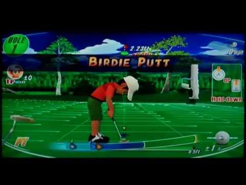 First Impressions – We Love Golf Nintendo Wii