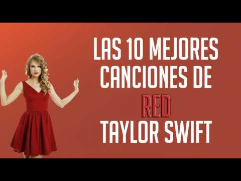 Top 10 - Red (Taylor Swift)