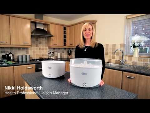 Descaling your Electric Steam Steriliser - Tommee Tippee
