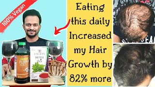 5 Foods You Must Start Eating From Today to Arrest Hair Loss and Prevent Baldness Forever