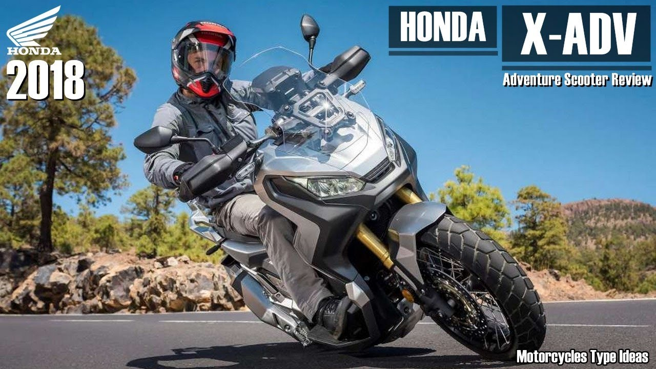 2018 Honda X Adv Adventure Scooter Review Ready For Off Road