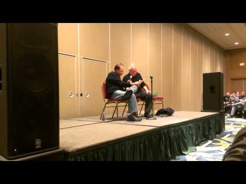 Peter Jurasik and Stephen Furst - Space City Con 2014 - Part 2 of 2