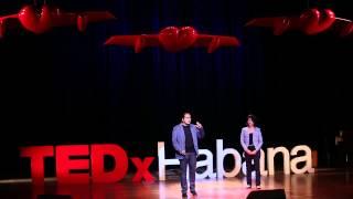 Re-generación | Claudia Castillo  y Orlando Inclán | TEDxHabana