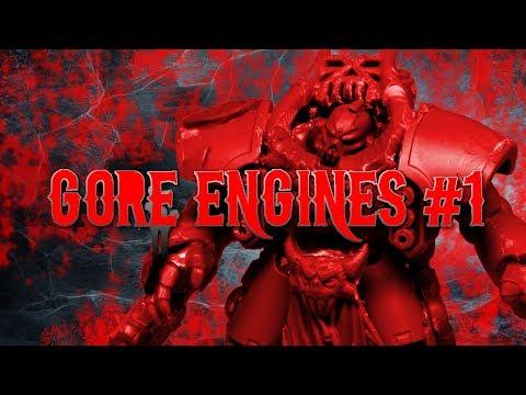KHORNE ENGINES #1 - DEN OF IMAGINATION