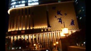 City View ☆ Japan (街の情景や夜景) 川を挟んでフェスティバルタワーと...