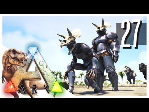 ARK: Survival Evolved - Ark Breeding School S2E27 (ARK Gameplay)