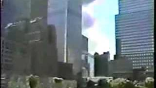 Leaked  9 11 Video Shot From NYPD Helicopter.