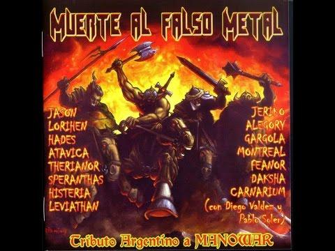 Tributo Argentino A Manowar - Muerte Al Falso Metal