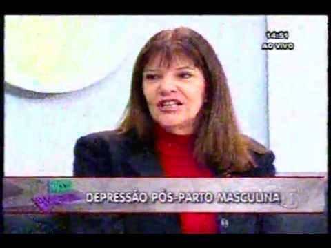 Depressão pós-parto masculina