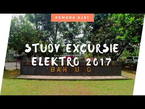 Study Excursie Teknik Elektro Universitas Muhammadiyah Malang 2017
