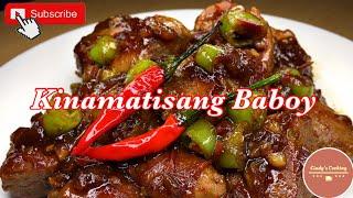 Download lagu Kinamatisang Baboy | Sauteed Pork in Tomatoes | Pork Tenderloin Recipes | Easy Recipe