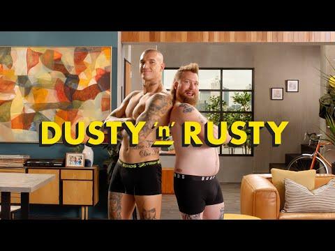 Dusty'n'Rusty Episode 1: Pilot
