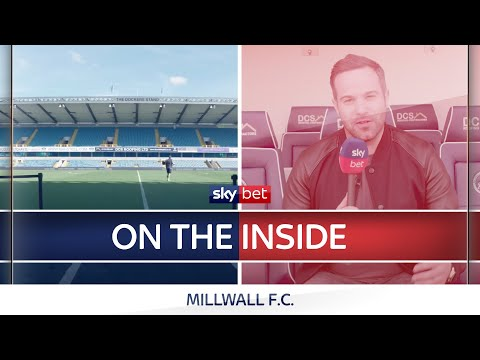 On The Inside | Millwall's The Den | Behind the scenes