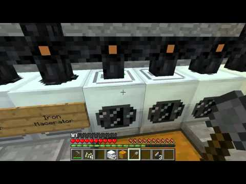 Minecraft: Industrial War: Part 7